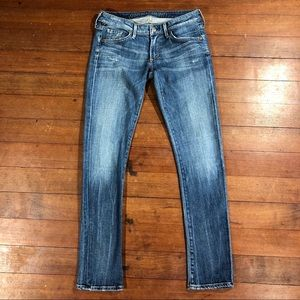 Citizens of Humanity Low Rise Skinny Jeans Size 27